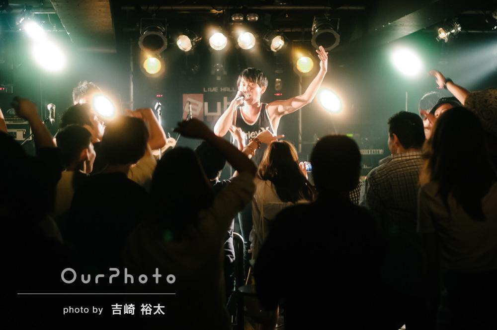 ライブ写真