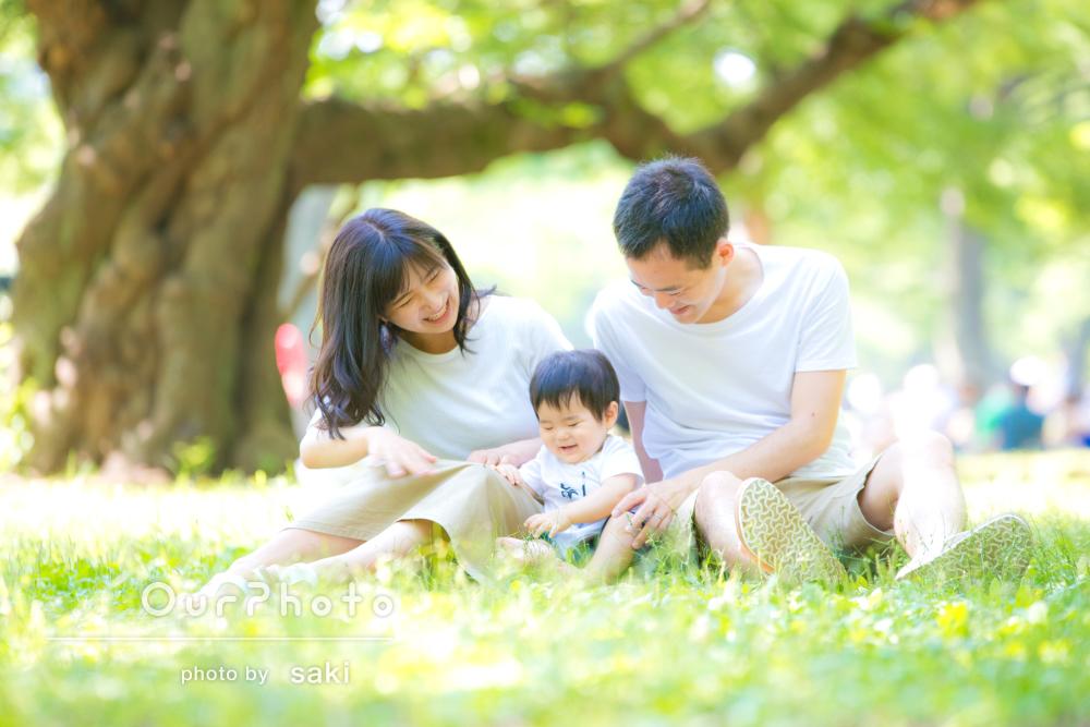 家族カジュアル11