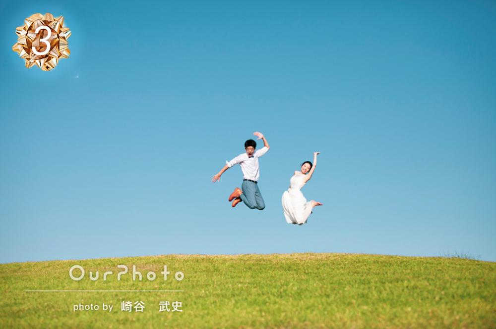 カップル・マタニティ写真部門受賞作品3位