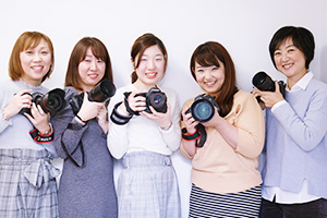 OurPhoto女子フォトグラファー座談会
