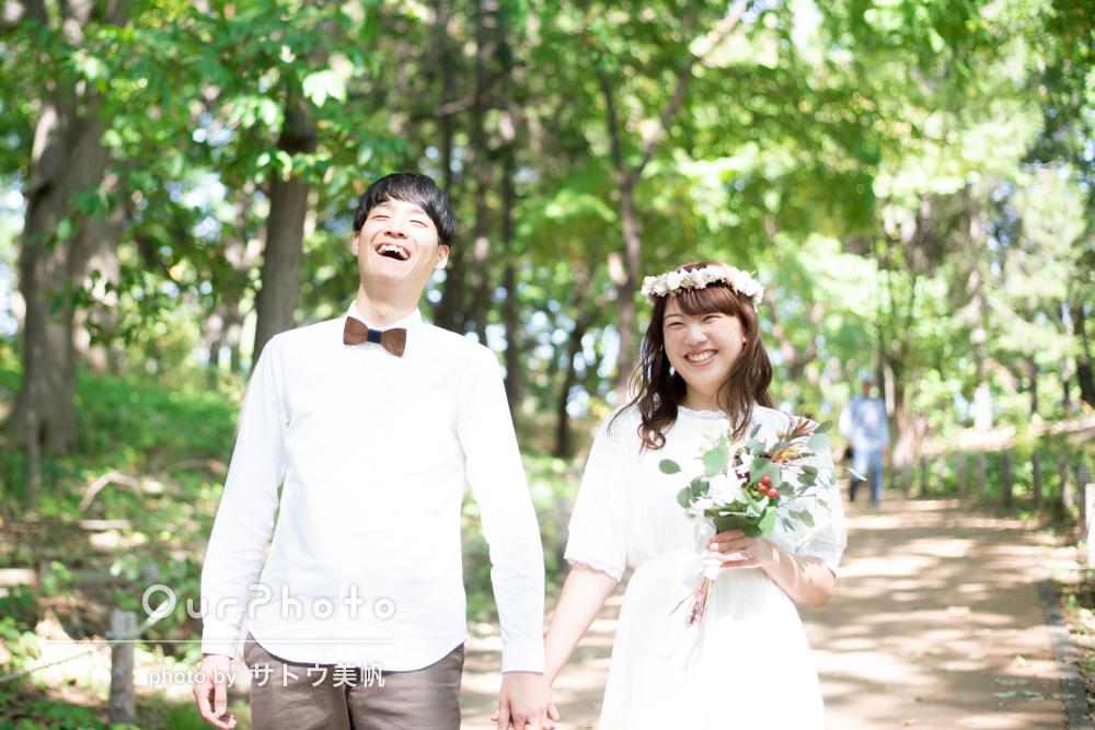 「理想的な写真を撮っていただけました」愛あふれるカップル写真の撮影