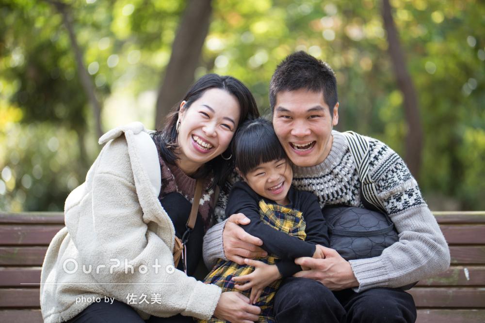 素敵な写真ばかりで「どれを使うか迷ってしまうほど」家族写真の撮影