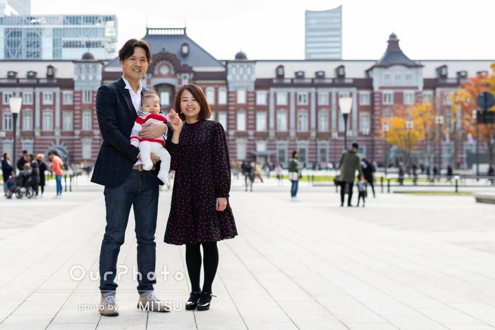 「細かい表情の違う写真」赤ちゃんの気持ちを写したご家族の撮影