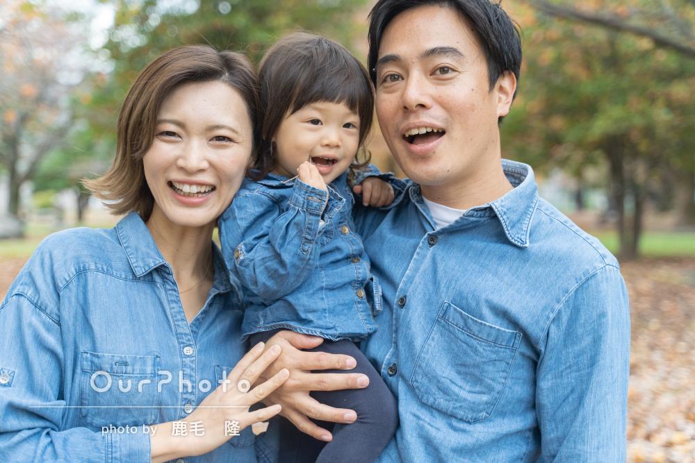 「毎年の誕生日フォトをぜひお願いしたい」愛にあふれる家族写真の撮影