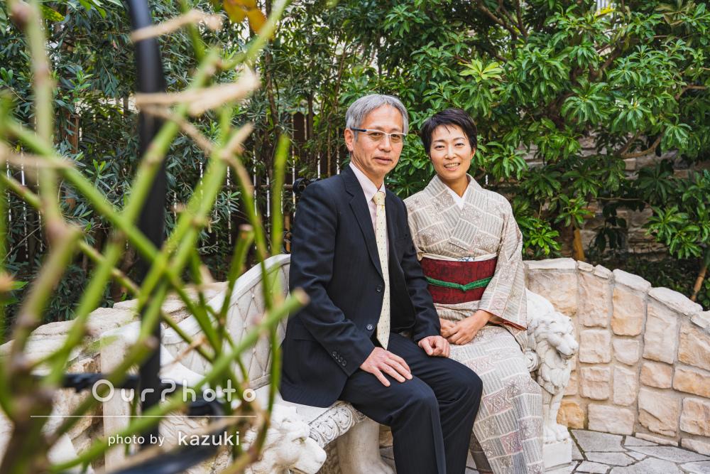 「親切な対応でこちらの希望を気持ちよく受けてくれ」家族写真の撮影