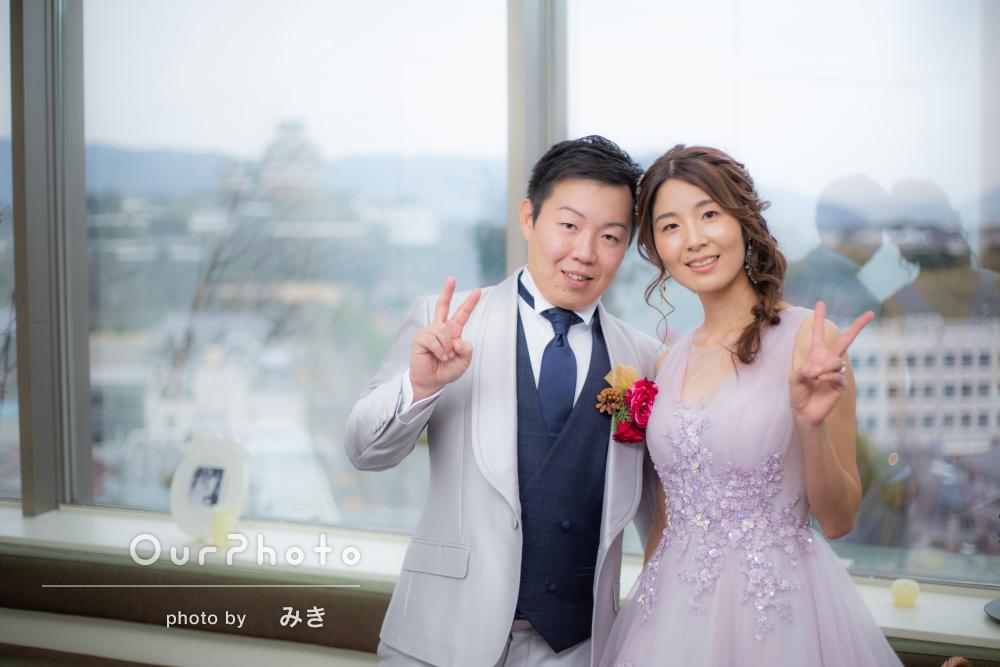 「本当に素晴らしくて大満足」結婚式の素敵な記念に!イベント写真の撮影
