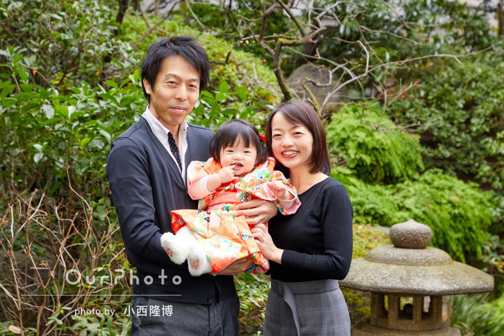 「限られた時間の中でも効率的に素晴らしい写真に」家族写真の撮影