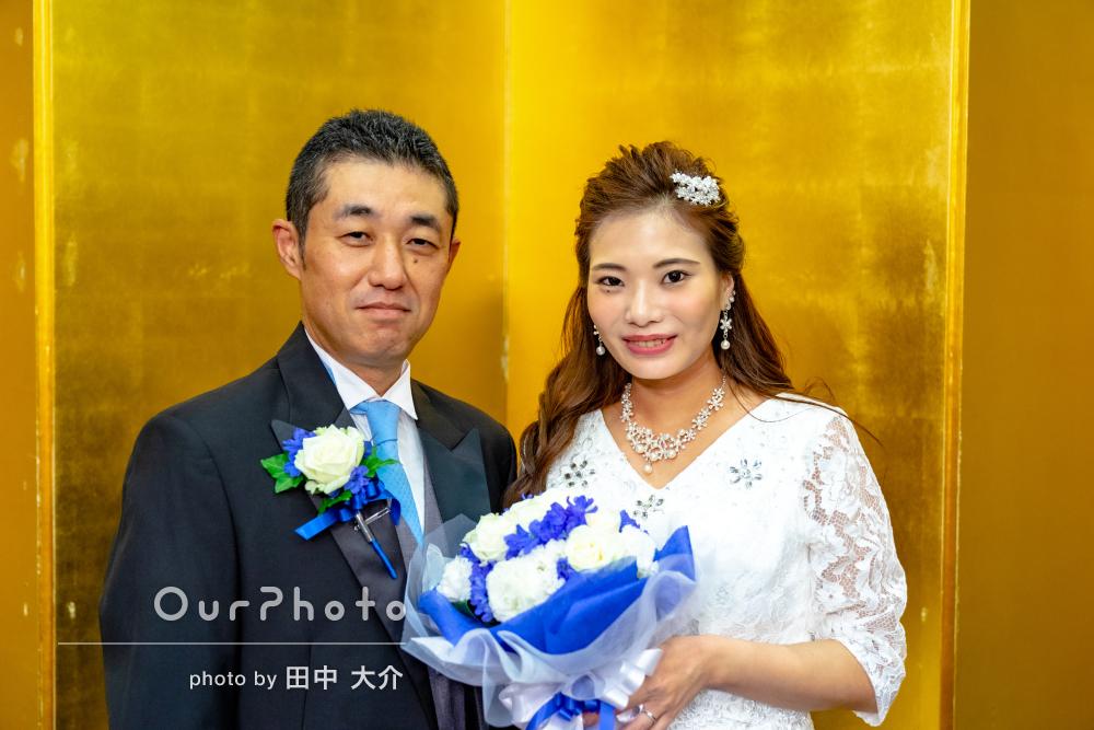 「素敵な写真撮って頂いて家族共々感謝しております」家族写真の撮影