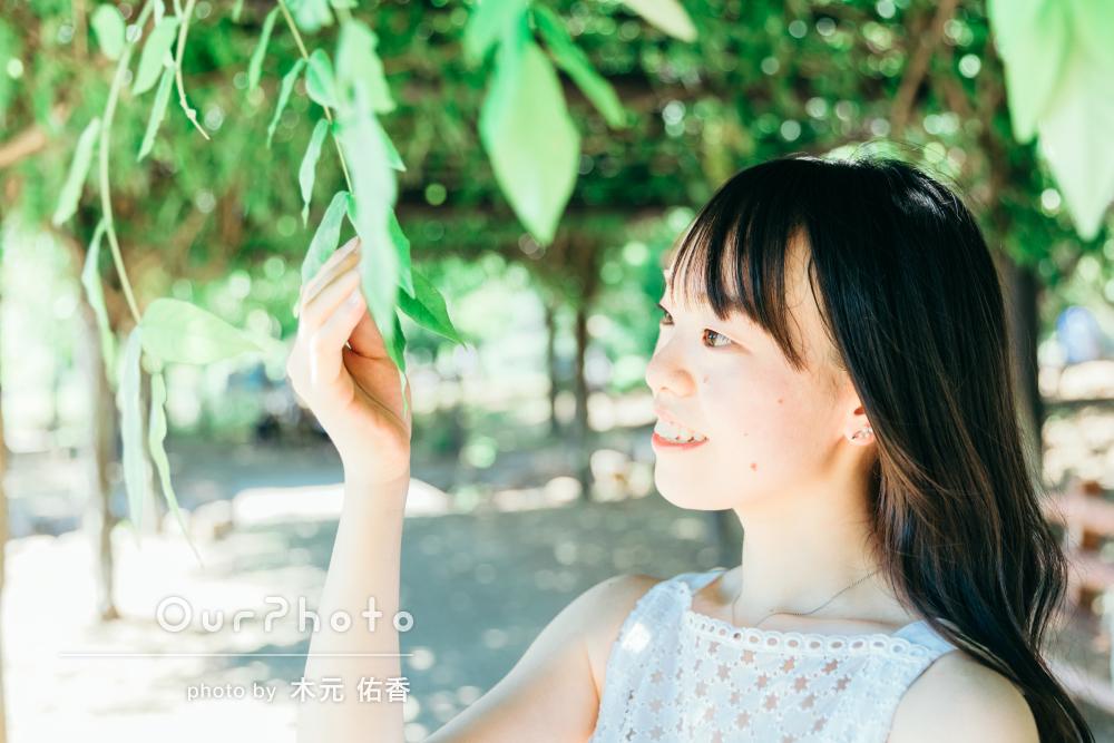 「フレンドリーに接して、自然と笑顔に」プロフィール写真の撮影