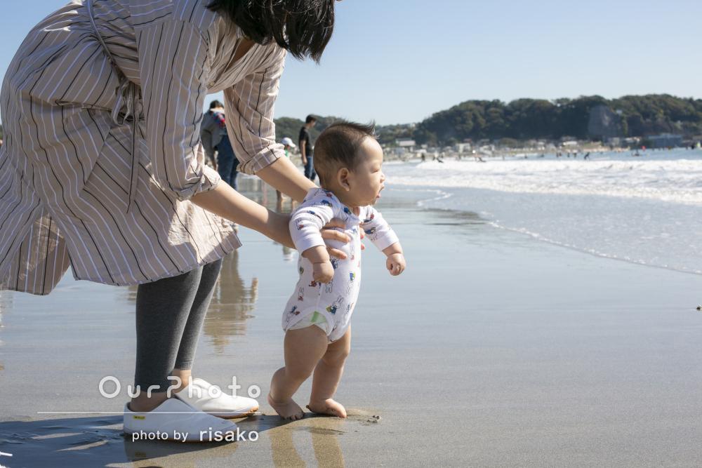 「生活の延長線上のような自然な写真を残したい」旅行先で家族写真の撮影