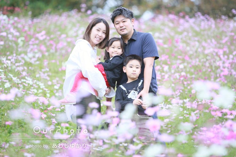 「母親目線の写真で嬉しいです」貴重な一瞬を切り取った家族写真撮影