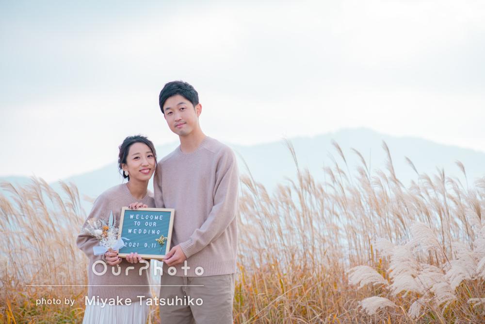 「希望通りの柔らかい写真」暖かな雰囲気で前撮りカップルフォトの撮影