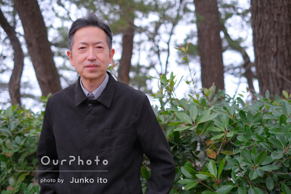 「SNS用に相応しい写真」自分らしさを表現したプロフィールの撮影