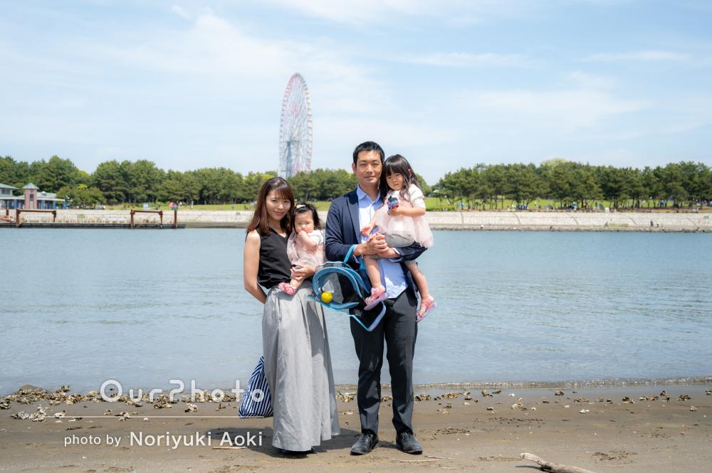 「印刷する写真を選びきれないくらい素敵な写真だらけ」家族写真の撮影
