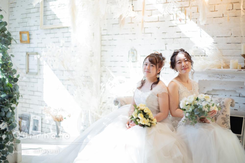 「それぞれの被写体が1番美しく綺麗に見える角度」姉妹で家族写真の撮影
