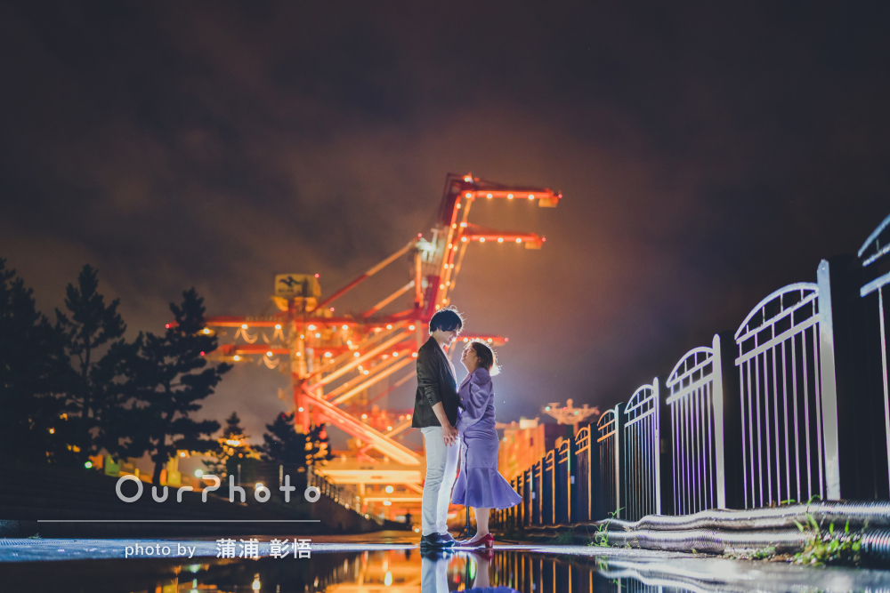 「想像の何倍もロマンチックで楽し気な雰囲気に」カップルフォトの撮影