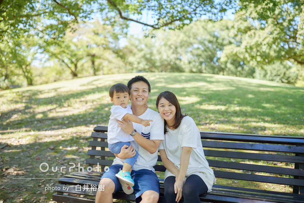「写真もどれも素晴らしいもの」毎年お願いしたくなる家族写真の撮影
