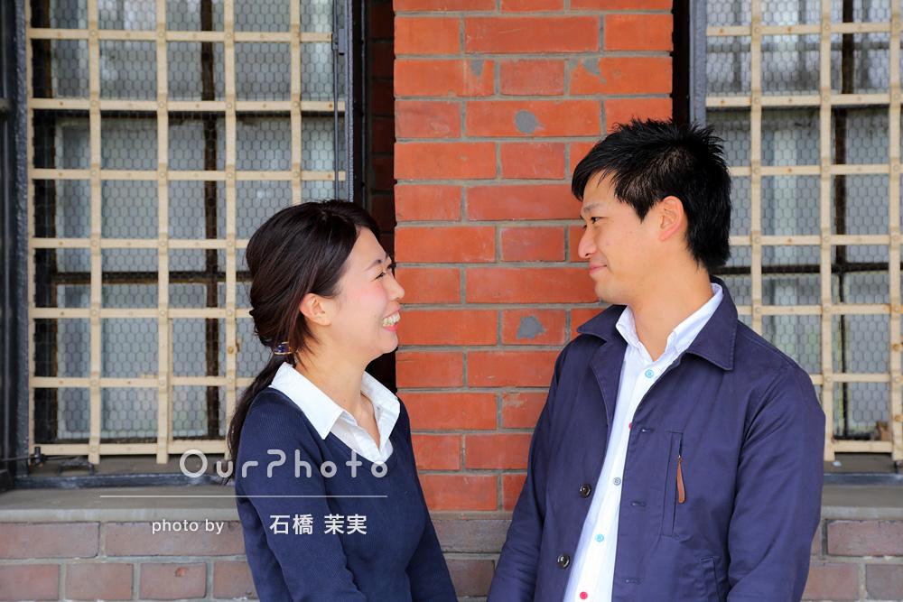 「結婚前の思い出に二人の写真を残したい」エンゲージメントフォトの撮影