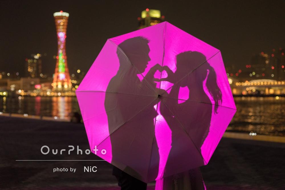 「とても素敵ないい写真」ロマンチックなウェディングフォト