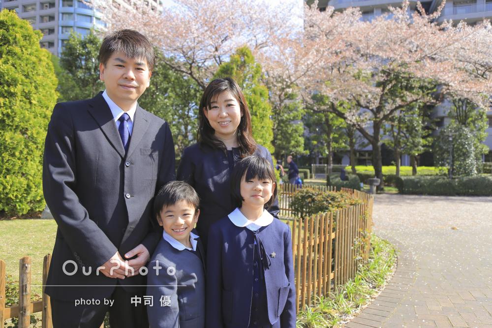 「普段なかなかとれない表情をたくさん撮っていただいた」家族写真の撮影