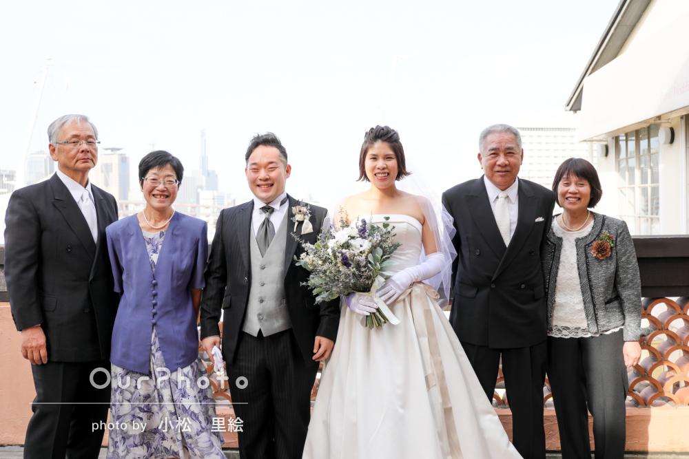 「どれも凄く綺麗」「本当に嬉しい」結婚式の撮影