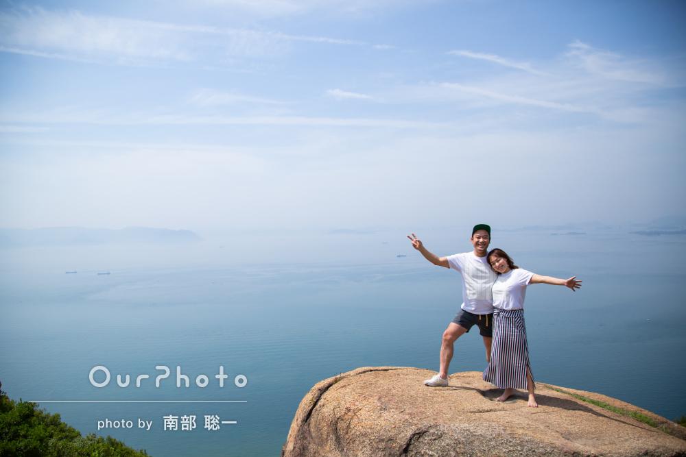 「素敵な空気感の中…大満足」結婚記念日に!カップルフォトの撮影