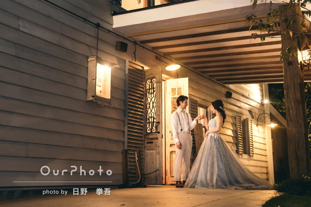 「素敵な写真ばかりでした」おしゃれな結婚式二次会の撮影