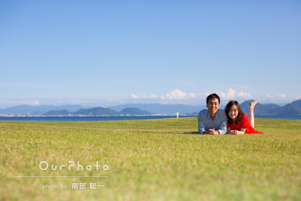 「一生の記念になる写真」プロポーズの瞬間も!島でステキカップルフォト