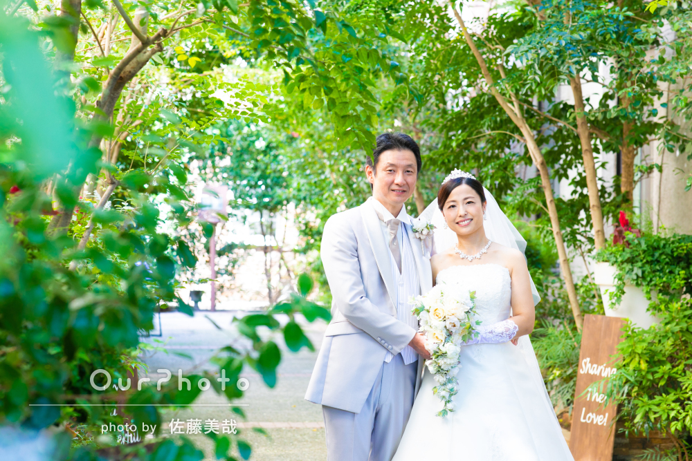 「これから結婚する方にお勧めしたい!」幸せ結婚式の撮影