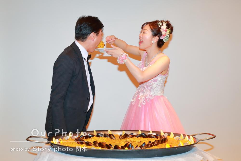 「楽しい時間が蘇ってきました!」結婚披露宴の撮影