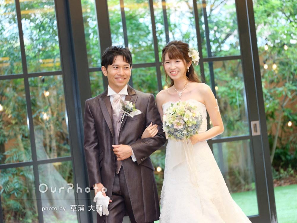 「撮影で会場が和やかに」アットホームな結婚披露宴の撮影