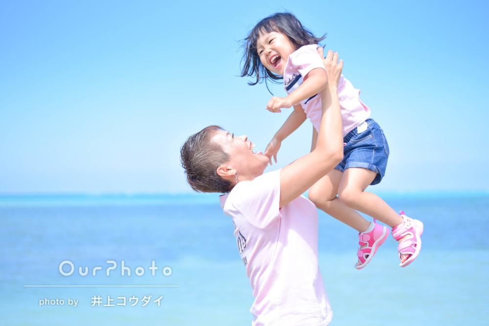 「写真が楽しかった!」子どもたちとの思い出になる家族写真の撮影