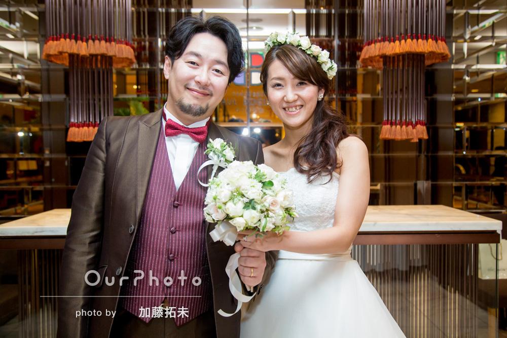結婚式・結婚式パーティーの撮影