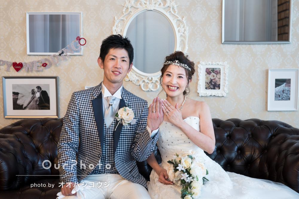 教会で結婚式!チャペルで幸せ満点のウェディングフォト