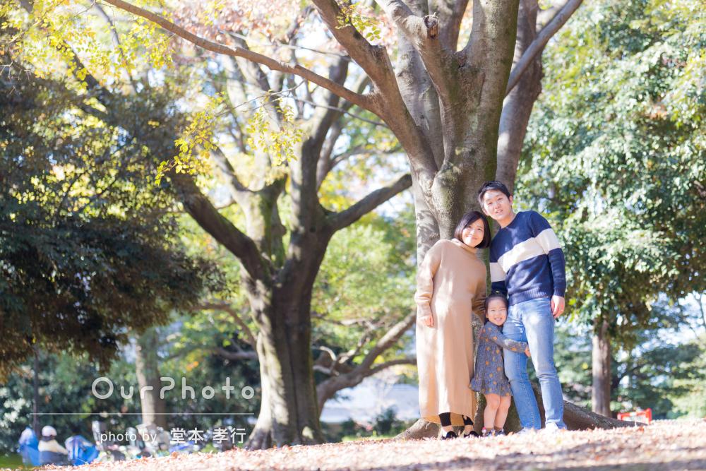 「リクエストもしやすく楽しい撮影時間」笑顔溢れる家族写真の撮影