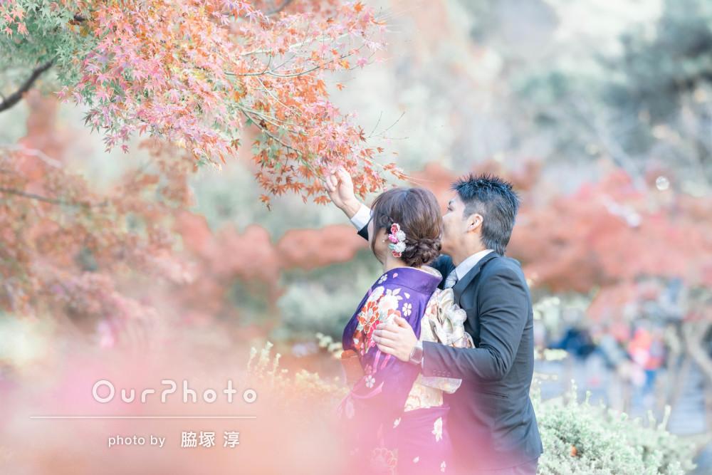 「すごく楽しい時間を過ごさせてもらった気がします」結婚記念の夫婦写真