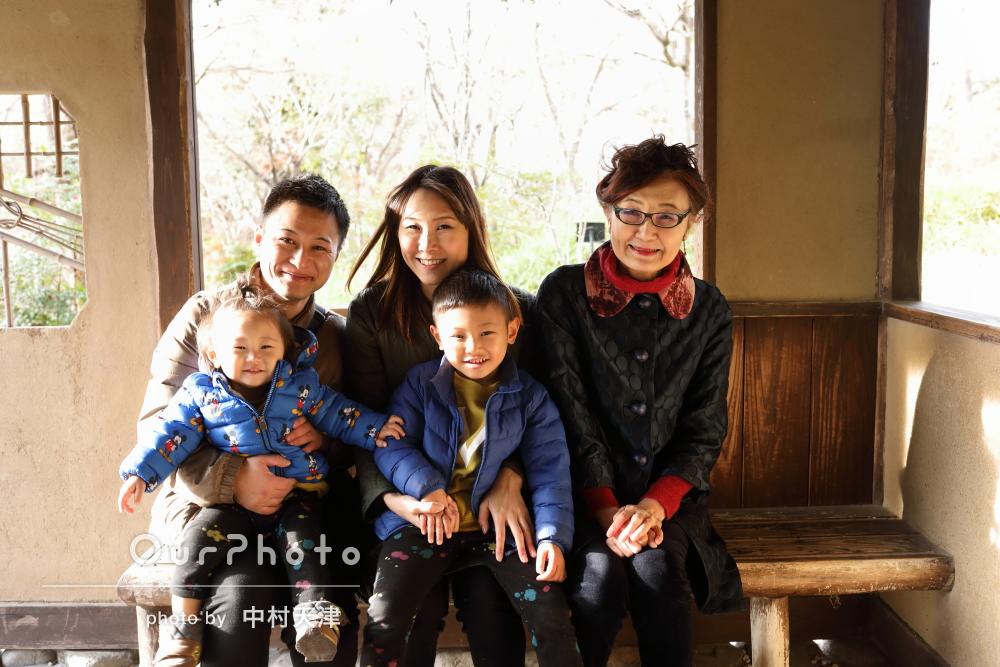 「選びきれない程素敵な写真がたくさん!」年賀状用の家族写真の撮影