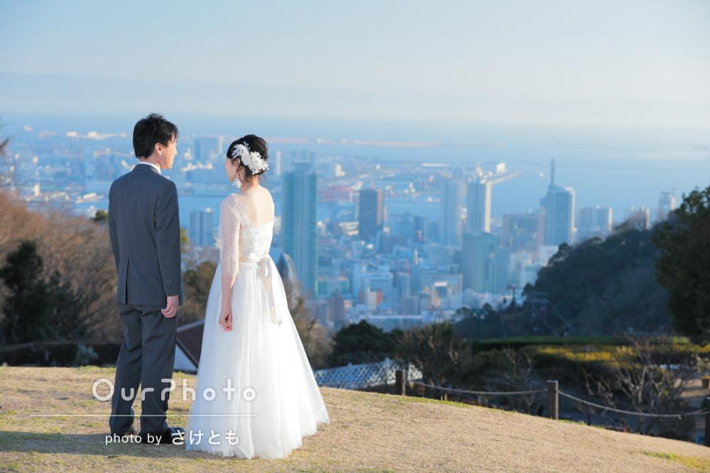 「何気ない景色も雑誌のよう」結婚式の前撮り