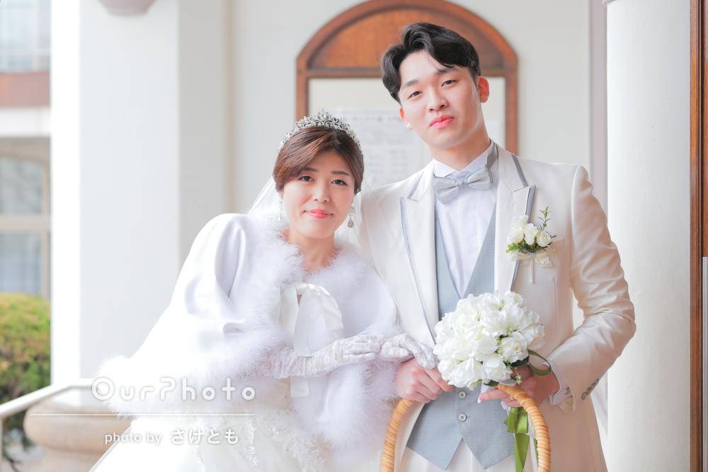 「一世一代のイベントも安心して任せることができました」結婚式の撮影