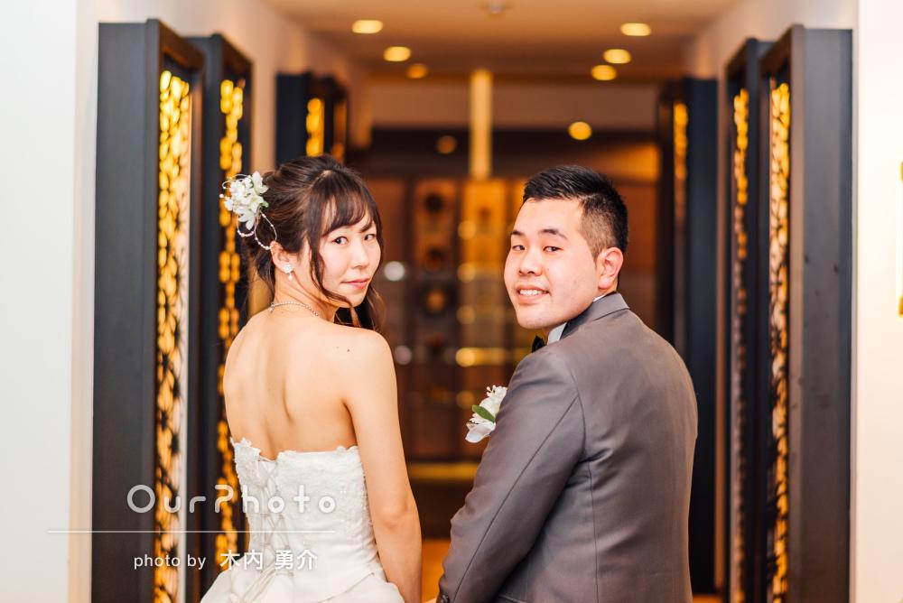 「とても丁寧な対応と素晴らしい写真」で大満足な結婚式二次会の撮影