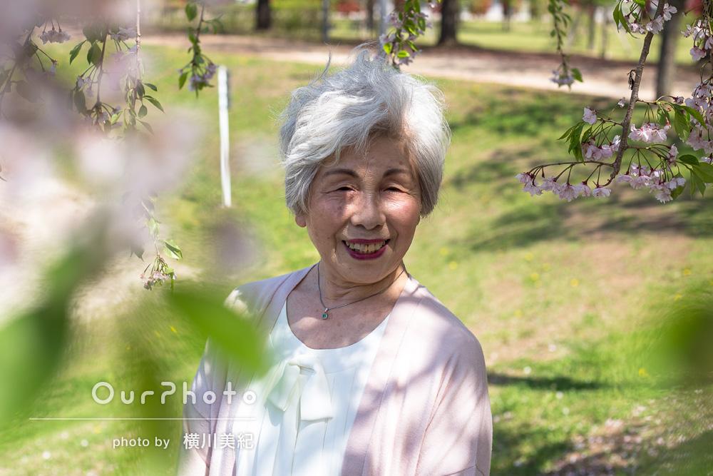 「とても楽しく気分良く臨めました」お誕生日記念のプロフィール写真撮影