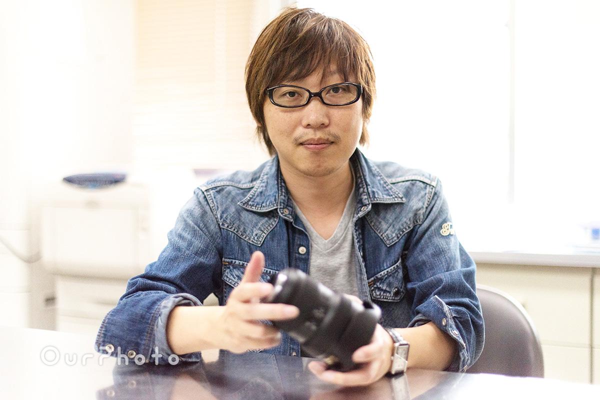 フォトグラファーインタビュー 鈴木幸一さん