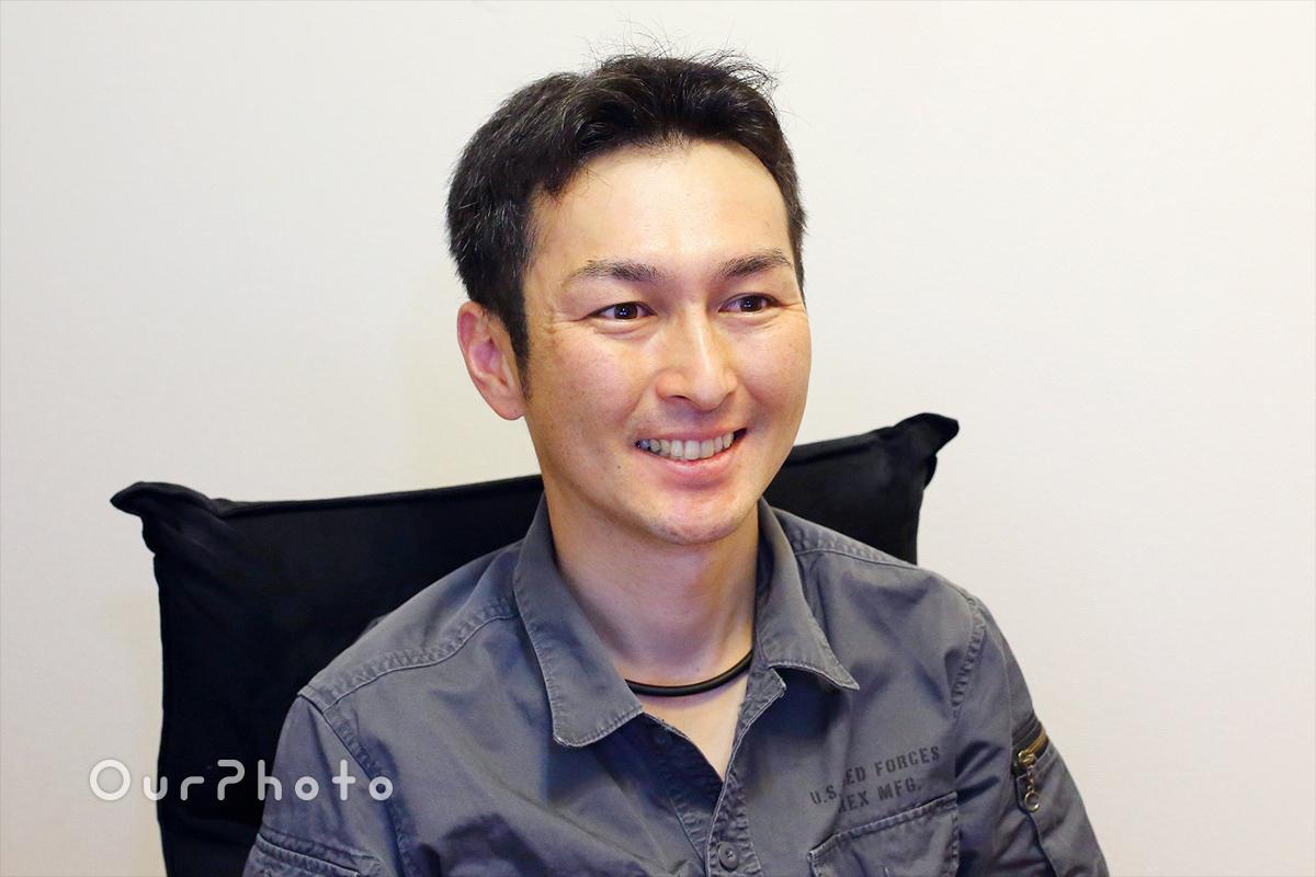 フォトグラファーインタビュー 益田 高志(ますだ たかし)さん